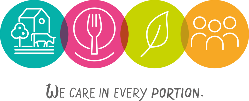 We care in every portion